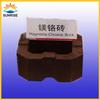 refractories brick factory magnesia chrome Bricks