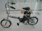 "16"" folding brush motor cheap electric bike"