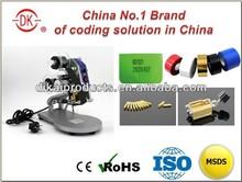Manual Hot Stamping Foil Expiry Date Printing Machine HP-30