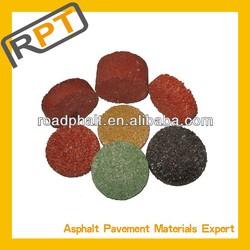 Best quanlity colored cold asphalt