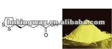 vitamin drug DL-Thioctic acid CAS: 1077-28-7