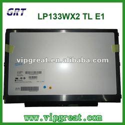 "New SLIM 13.3""1280*800 LP133WX2 (TL)(E1) laptop lcd panel"