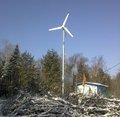hot vendas 10kw turbina de vento gerador de energia eólica