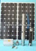 solar pv power system water pump,S.S impeller water filled pumps