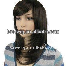 Grade AAAAA Indian Straight Hair Weft - Full Lace Wigs