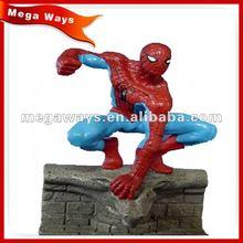 high quality spider man custom action figure