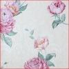 Graceful Floral Non-woven Wallpaper Italian Vinyl Wallpapers