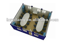 Movable living Container Office