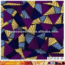 Wall to wall Nylon Printed corridor carpet series (DF02-B)