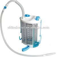 with CE approved medical and hospital Chest drainage bottle