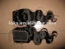 real virgin brazilian hair lace top closure