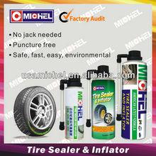 MICHEL 125ml,450ml,650ml Tire Sealer and Inflator