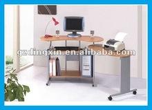 partical board folding computer desk (DX-003)