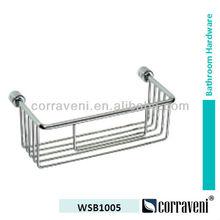 bathroom hanging wire soap basket WSB1005