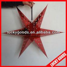 folding decorations paper star