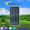 Bluesun best price and high qulity mono solar panel 200w