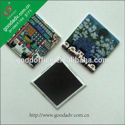 OEM custom hot sale special tin metal magnet / fridge magnet