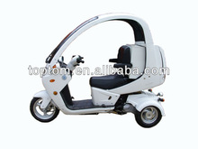 EEC Approved 125cc/150cc Three wheel scooter