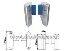Turnstile Flap Barrier Door Access Control System