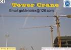 CE certification Self-Raising Tower Crane/QTZ 160 self-erect construction tower crane/construction tower crane(also mobile type)