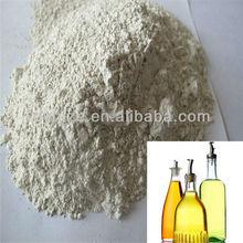 food grade bentonite bleaching earth chemical price