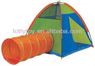 Outdoor cute kids play tent