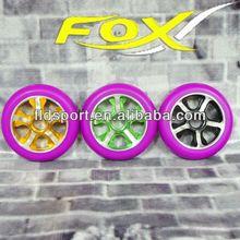Hot sale high end aluminium pu foam filled wheel