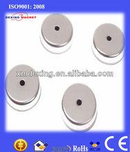 Ferrite ring magnet for speakers