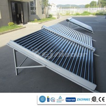 horizontal vacuum tube solar collector ,swimming pool solar collector