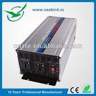 SEABIRD Pure sine wave single phrase inverter, inversores de electricidad 3000W 12V to 230V