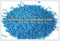 Azul de gránulos de epdm/epdm papasfritas/gránulos para la superficie del patio( fl- g- s- 010)
