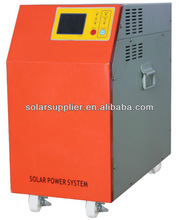 5000 watt continuous power solar panels with built in inverters converter inverter 500W-5000W