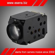 1080P HD 2.0 Megapixel H.264 18x Zoom Camera Module In CCTV camera