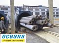 Beton kazık makinesi dn300-1000mm, uzunluğu: 9-15 m, beton kare kazık makinesi