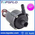 fırçasız doğru akım pompası 12v veya 24v santrifüj pompa düşük güç için elektrikli su ısıtıcısı