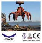 28T Single Rope Motor Electro Hydraulic Orange Peel Grab