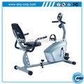 Bicicleta reclinada, elíptica reclinadas exercise bike, 2 en 1 multi entrenador