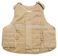 Military Tan color Bullet Proof vest