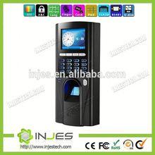 Economical TFT Screen 1000 Employee TCP/IP Internet Fingerprint Biometric Door Access Locking(UT20)