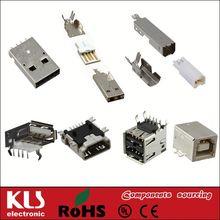 mini usb 4p connector UL CE ROHS 312