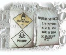 Barium nitrate(Cas no:10022-31-8)