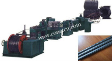 Direct factory !! Cold Rolled Ribbed Steel Bar Machine / Rebar Production Machine Line