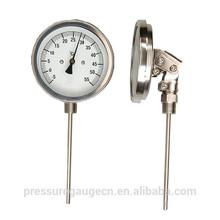 Economic HVAC bimetal thermometers