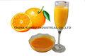100% naturelles jus d'orange concentré avec la qualité