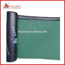 color granule SBS/APP modified waterproof roof underlay membrane