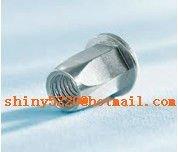 trivalent chromium rivet nut/rivet nut with zinc plated