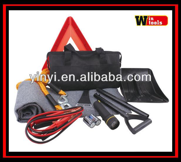YYS12022 car emergency kits with snow shovel