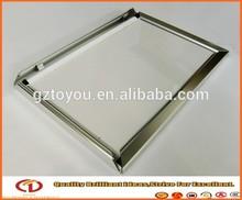 A4 acrylic slim light box, slim led light frame