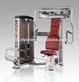 Ce e rohs aprovados equipamentos deginástica s-001 sentado chest press
