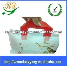 Colour Printing poly bags for shopping